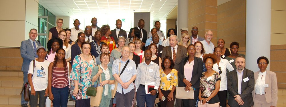 France-Botswana international conference held at UB