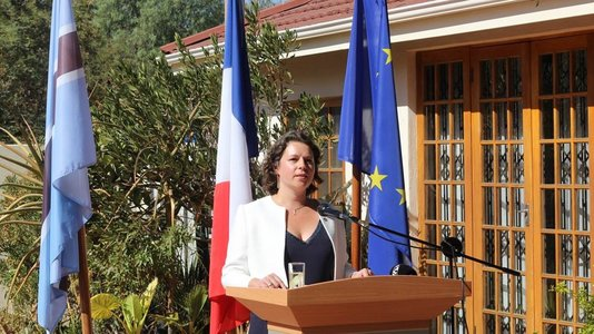 Reception for the Bastille Day 2019