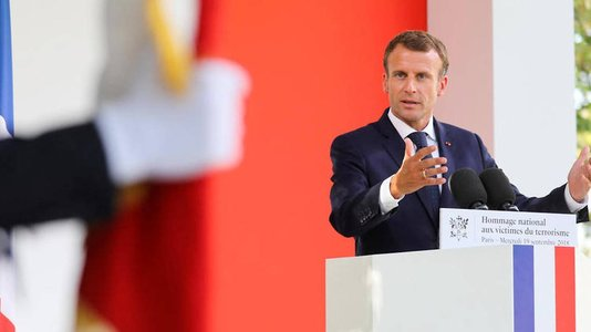 Message from President Emmanuel Macron for the first National Day to Honour (...)