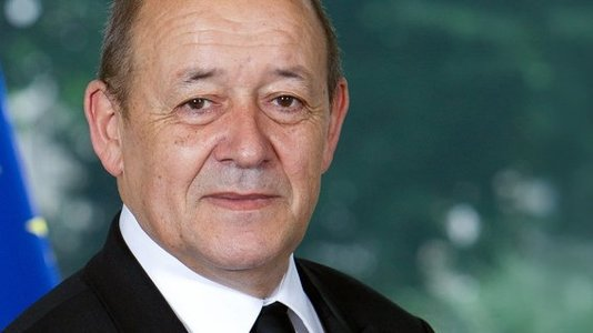 Speech by M. Jean-Yves Le Drian during the Paris Peace Forum