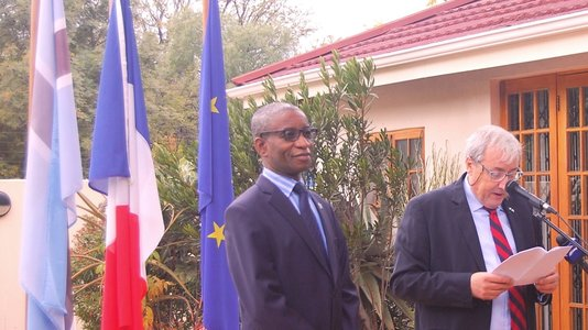 Reception on the occasion of the French National Day